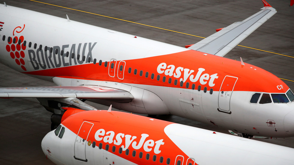 UK's largest airline, EasyJet, offers passengers discounted Covid-19 tests in desperate effort to encourage travel